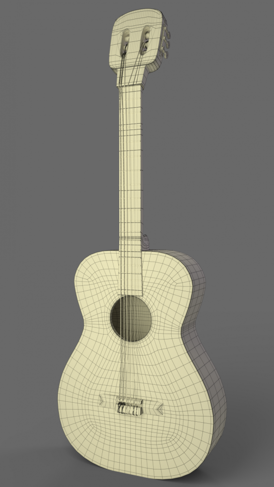guitarra_wireframe