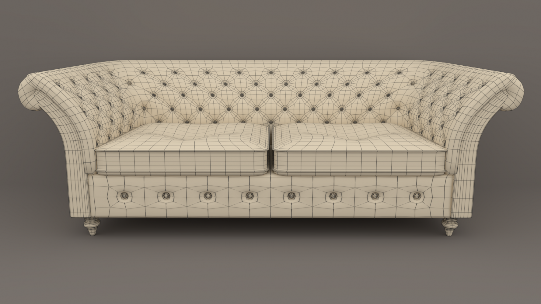 sofa chesterfield_wireframe